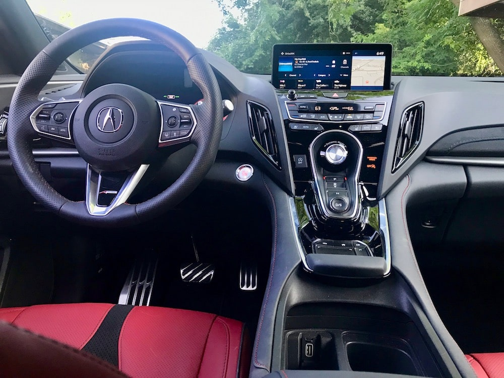 2020 Acura RDX A-Spec SH-AWD Review Photo Gallery