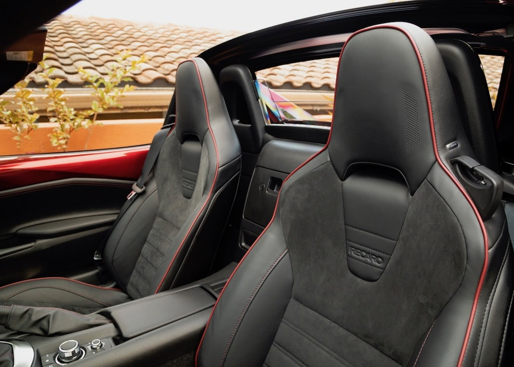 2019 Mazda MX-5 Miata Grand Touring RF Review Photo Gallery