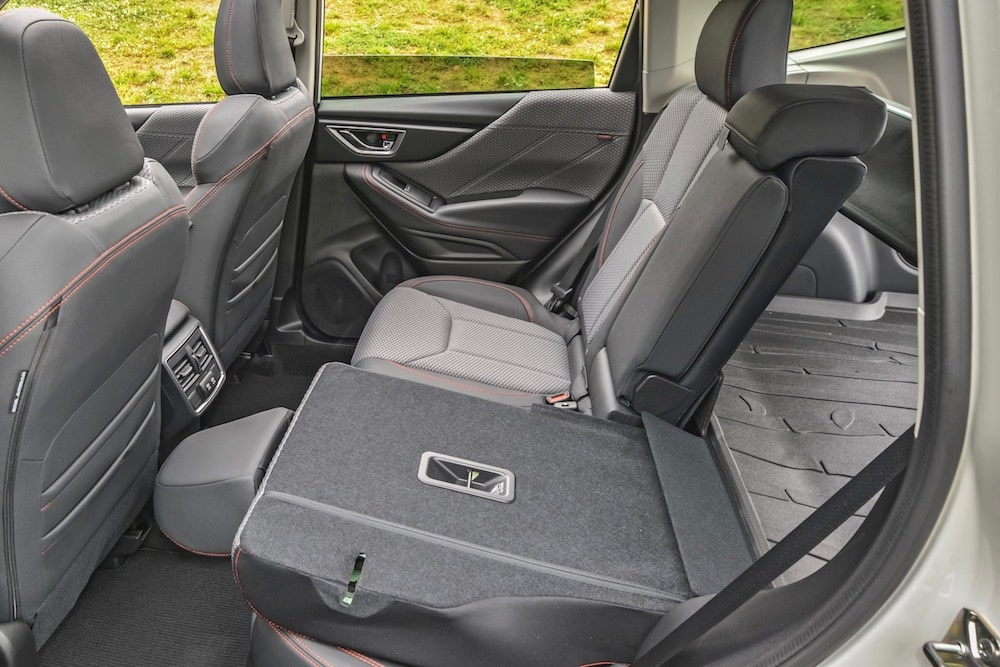 2019 Subaru Forester Sport Review Photo Gallery