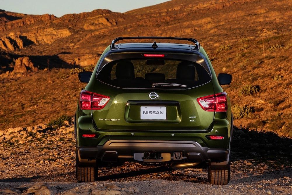 2019 Nissan Pathfinder SV Rock Creek Edition Photo Gallery