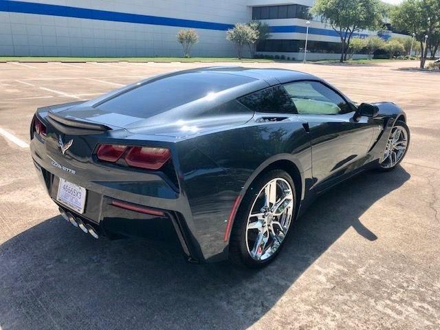 2019 Corvette C7 Stingray Coupe Review Photo Gallery