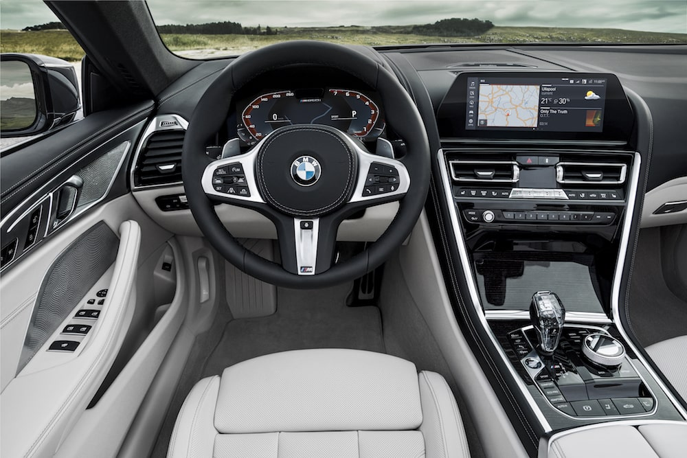 2019 BMW M850i xDrive Convertible Review Photo Gallery