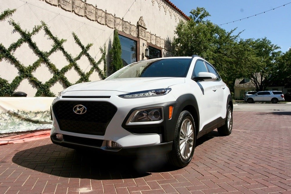 2019 Hyundai Kona SEL AWD Review Photo Gallery