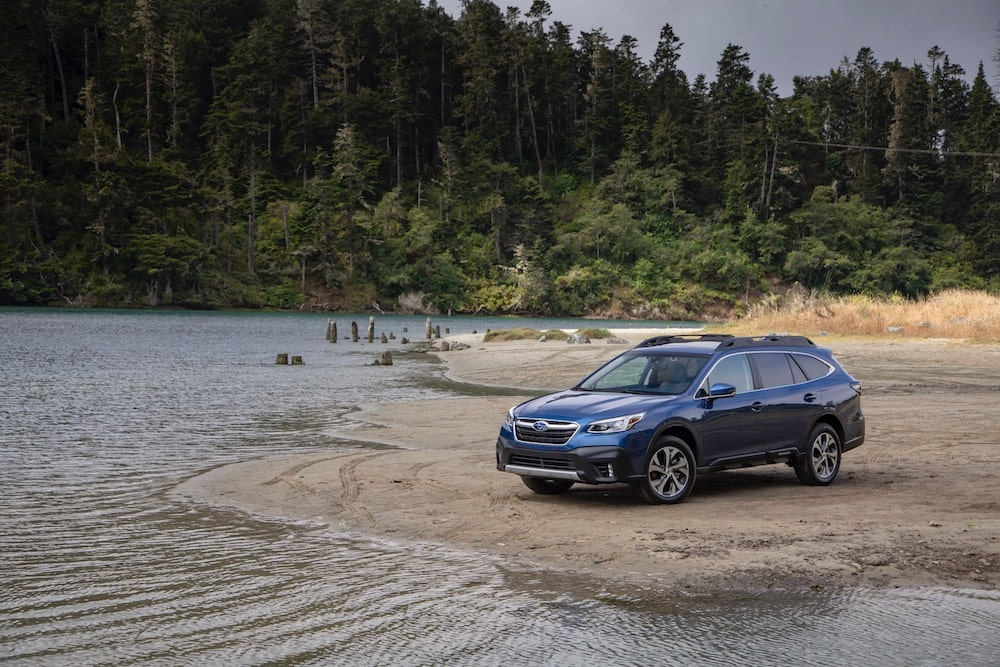 2020 Subaru Outback Limited Review Photo Gallery
