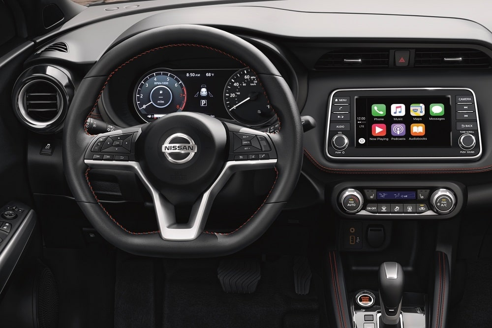 2019 Nissan Kicks SR Review Photo Gallery