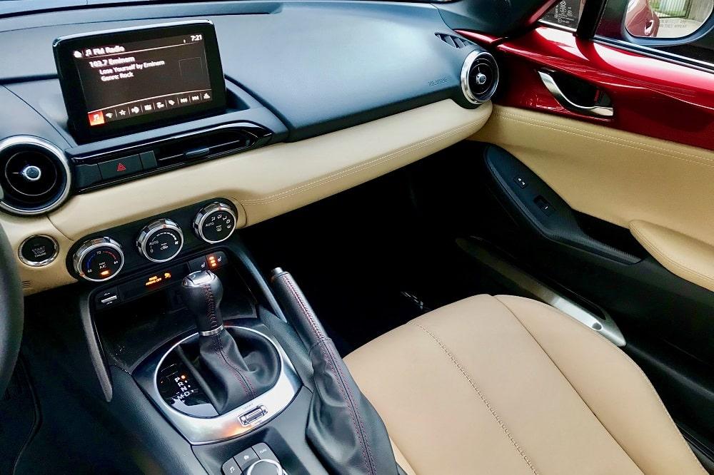 2019 Mazda MX-5 Miata Grand Touring RF Photo Gallery