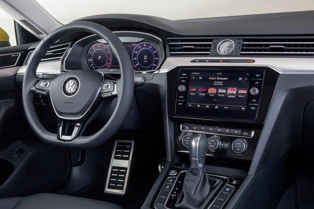 2019 Volkswagen Arteon SEL R-Line Review Photo Gallery