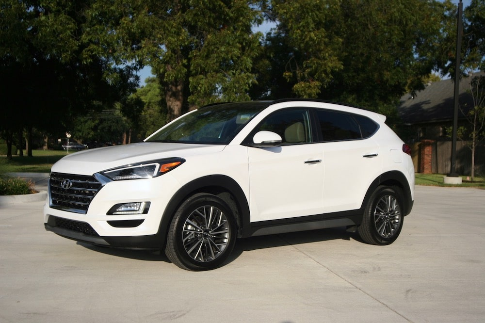 2019 Hyundai Tucson Ultimate FWD Review Photo Gallery