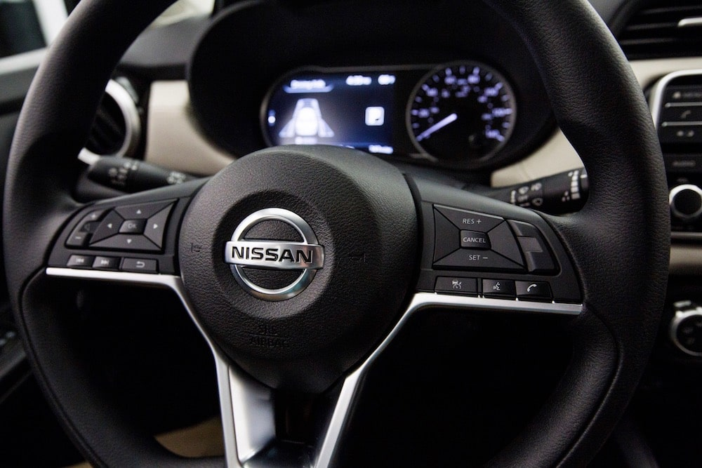 2020 Nissan Versa SR Review Photo Gallery