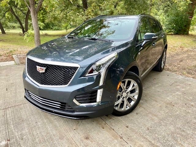 2020 Cadillac XT5 Sport Review Photo Gallery