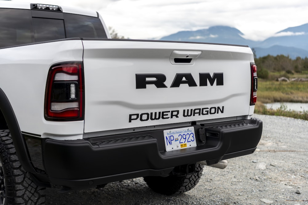 2019 Ram 2500 Power Wagon Review Photo Gallery