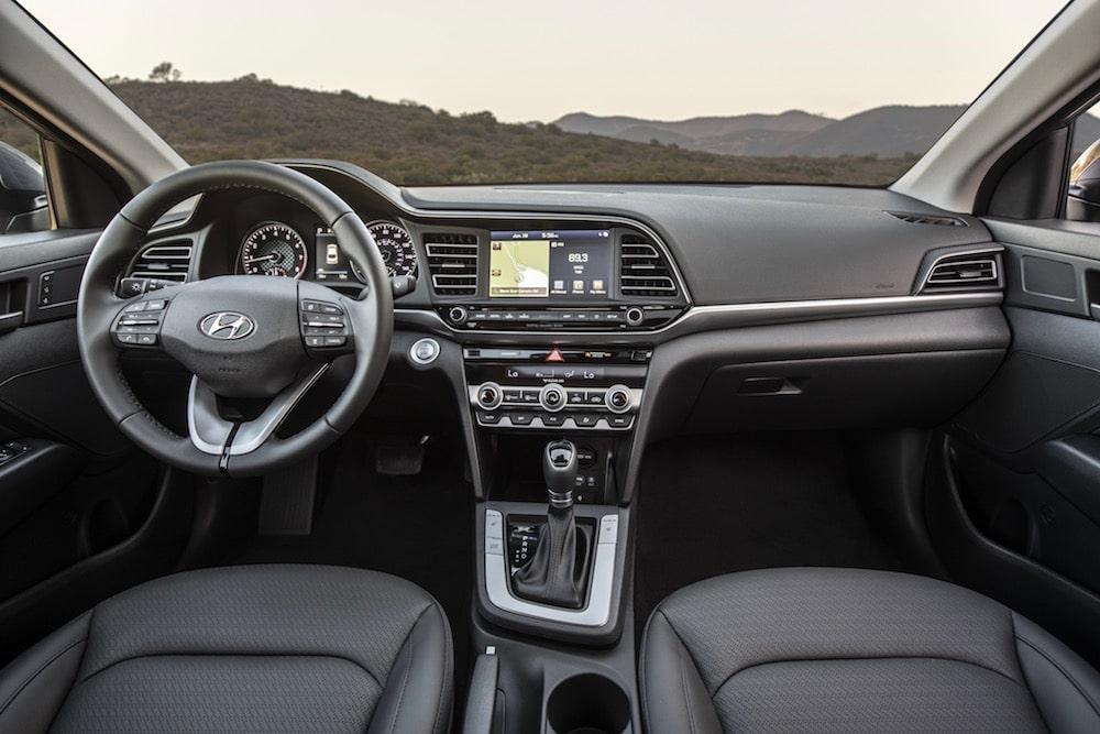 2019 Hyundai Elantra Limited Review Photo Gallery
