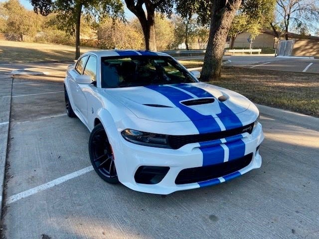 2020 Dodge Charger Hellcat Widebody Review Photo Gallery
