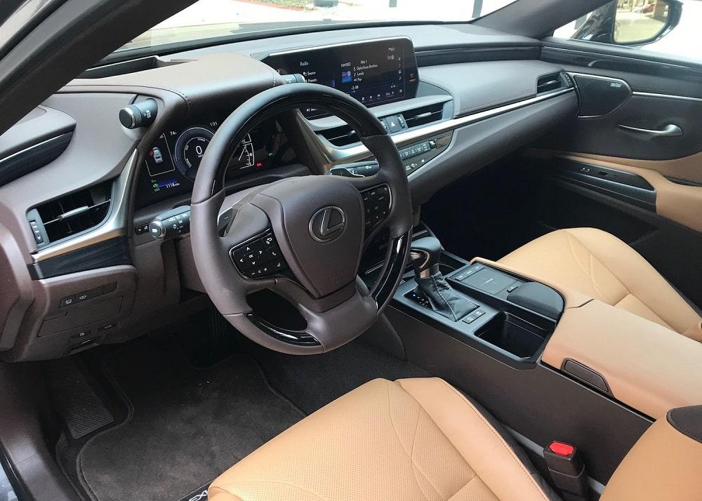 2020 Lexus ES 300h Ultra Luxury Review Photo Gallery