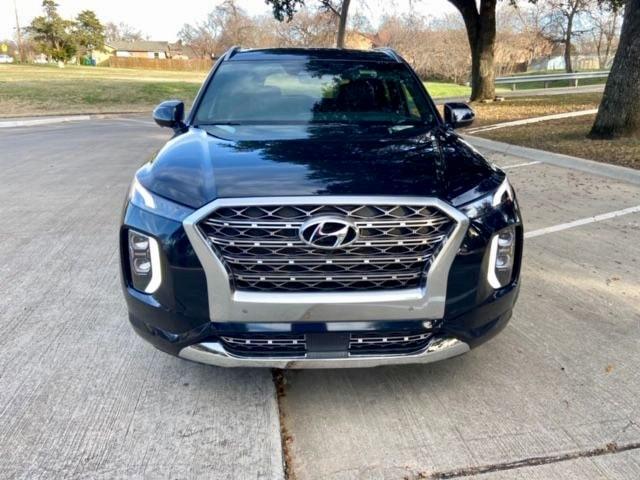 2020 Hyundai Palisade Limited AWD Review Photo Gallery