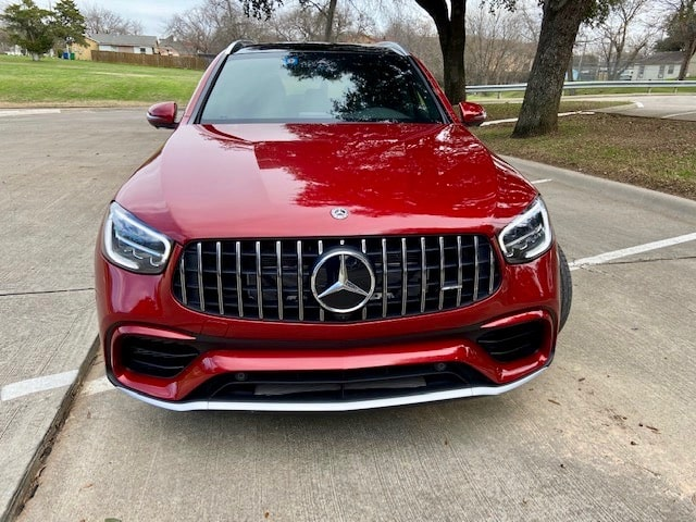 2020 Mercedes-Benz AMG GLC 63 Is A Powerful Performance SUV Disguised as a Family Hauler Photo Gallery