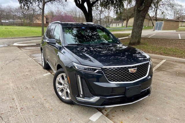 2020 Cadillac XT6 Premium Review Photo Gallery