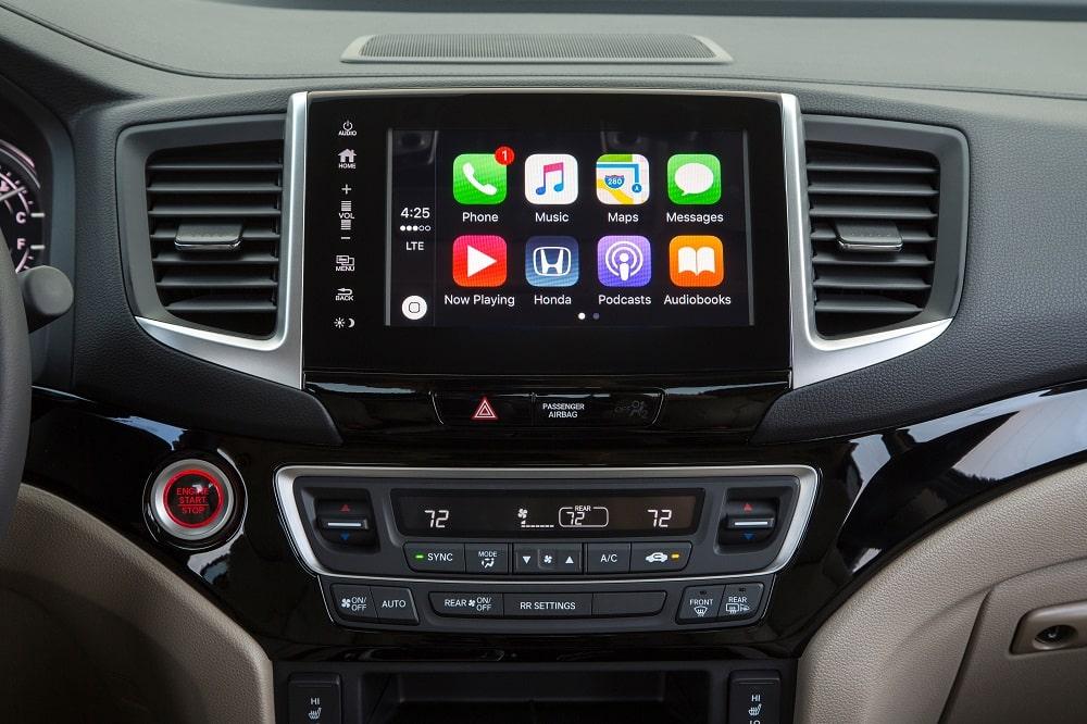 2020 Honda Ridgeline RTL-E Review Photo Gallery