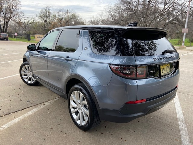 2020 Land Rover Discovery Sport Review Photo Gallery