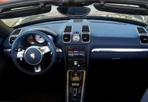 Test Drive: 2015 Porsche Boxster S Review Photo Gallery