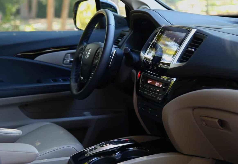 Test Drive: 2016 Honda Pilot Review Photo Gallery