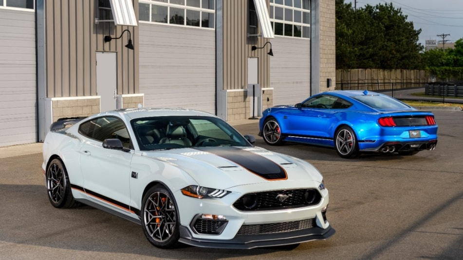 """Ford Mustang Is The """"Most American Made"""