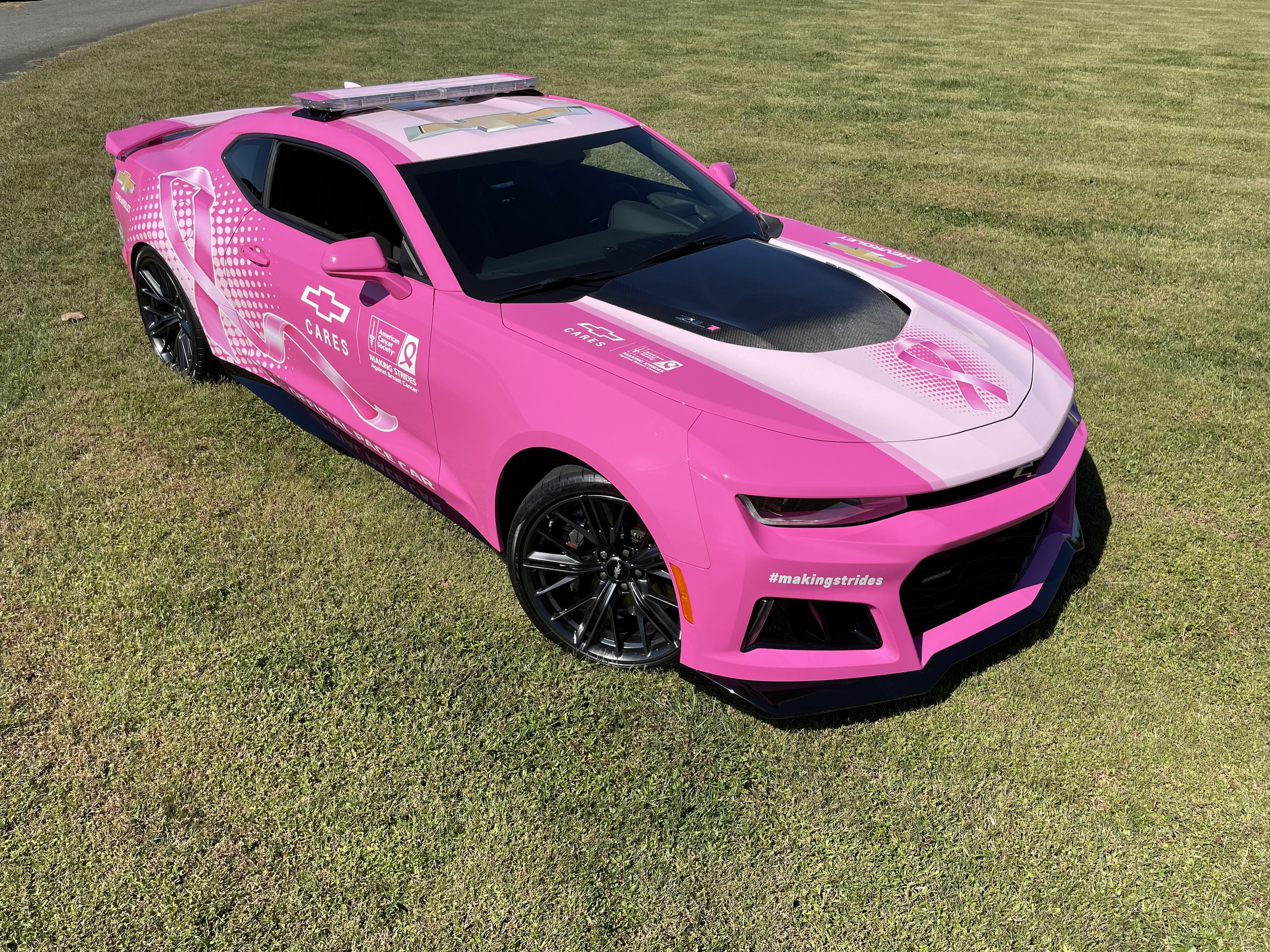 Chevrolet Supports Breast Cancer Awareness Month