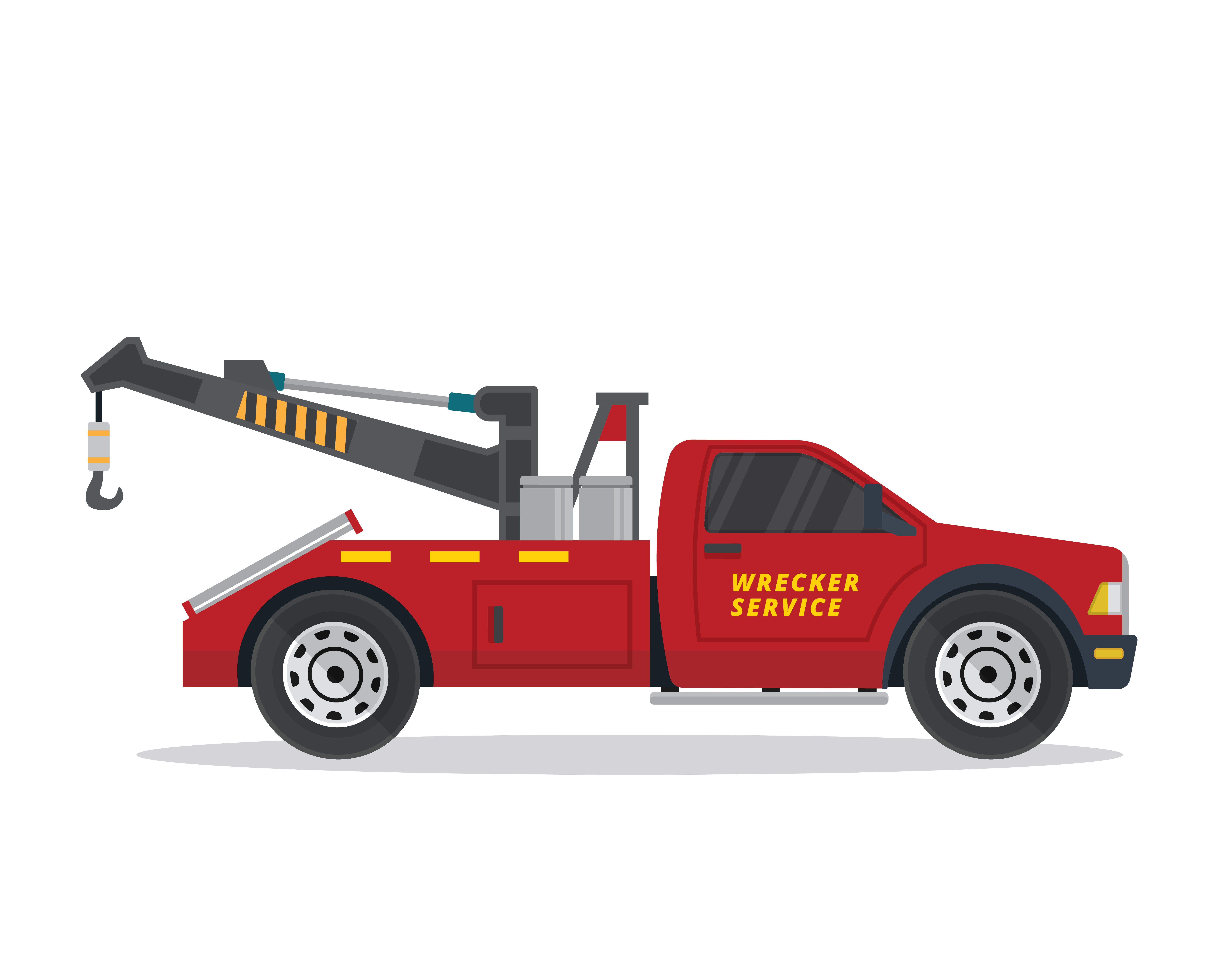 Houston, Dallas Among Worst Cities For Towing Services
